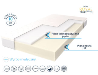 ROYAL MED STANDARD Foam Royal